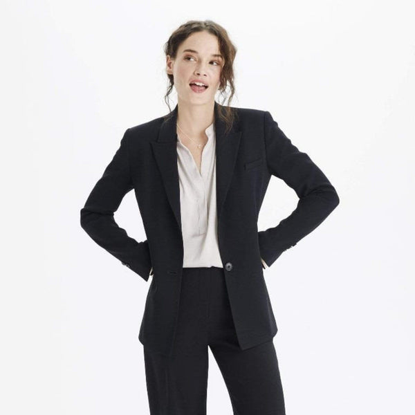 The Reset Jackets Black / XS Modern Blazer