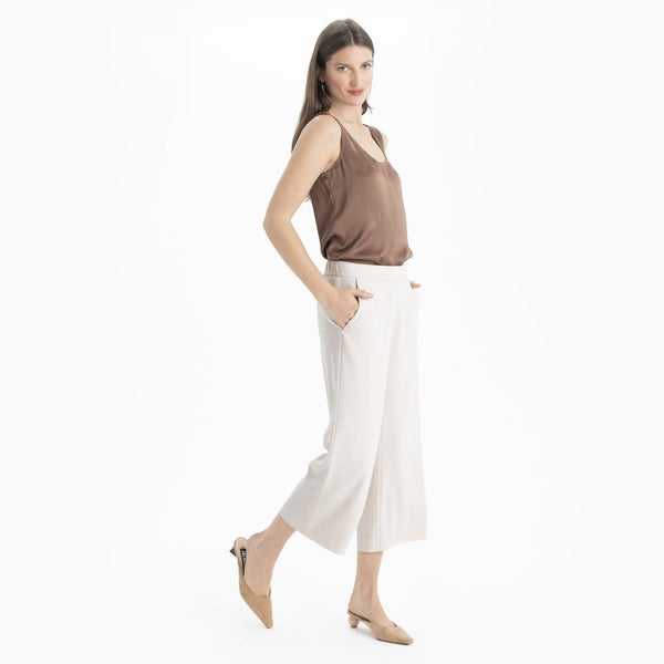 Modern Cropped Trouser - THERESET