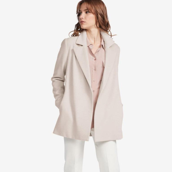 The Reset sale Sand / XS Boyfriend Coat