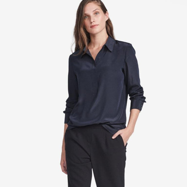 Everyday Collar Pullover - THERESET
