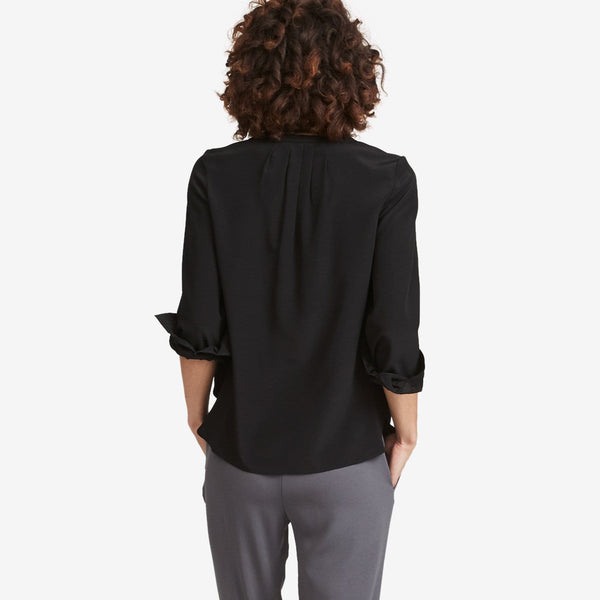 The Reset sale Silk Pocket Tunic