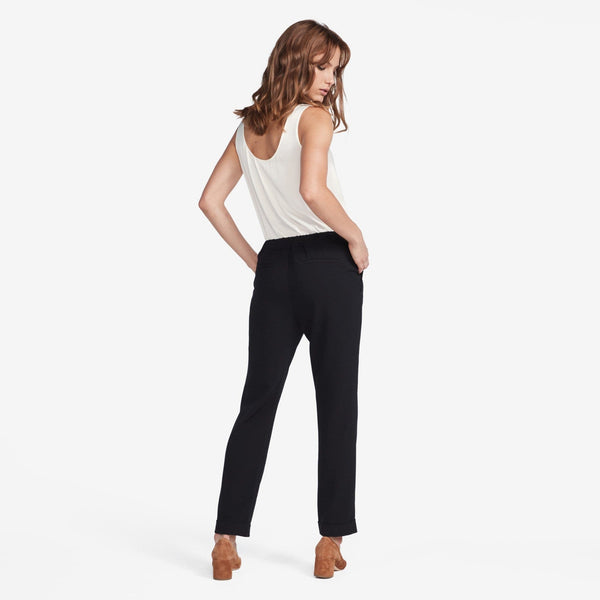 Twill Cuffed Trouser - THERESET