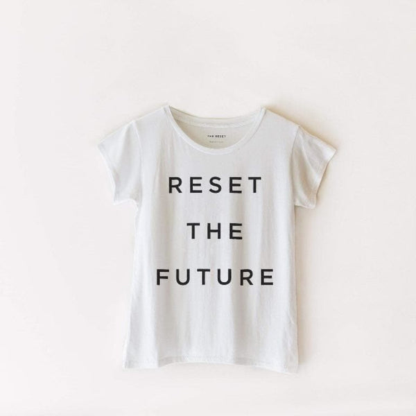 Reset The Future Tee - THERESET