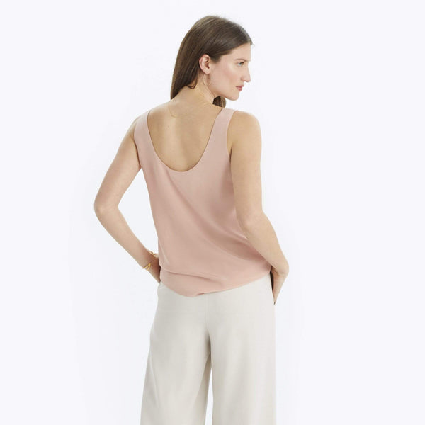 The Reset Tops Silk Shell