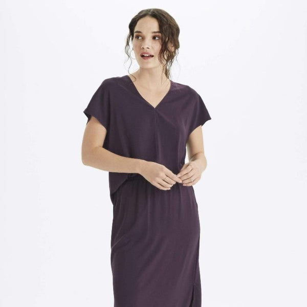 The Reset Tops Plum / XS Weekend Tunic