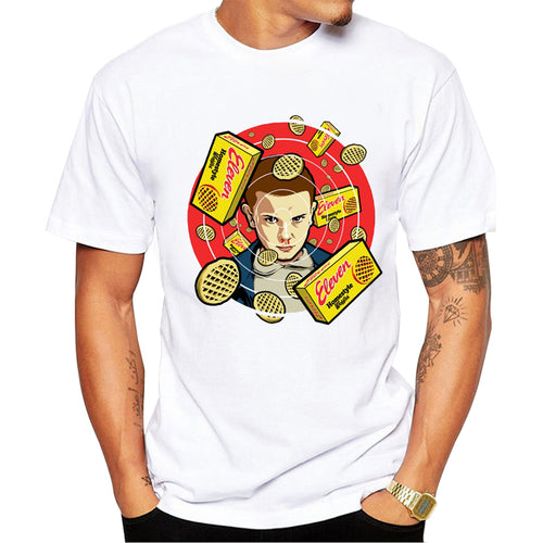Tshirt Stranger Things - Eleven