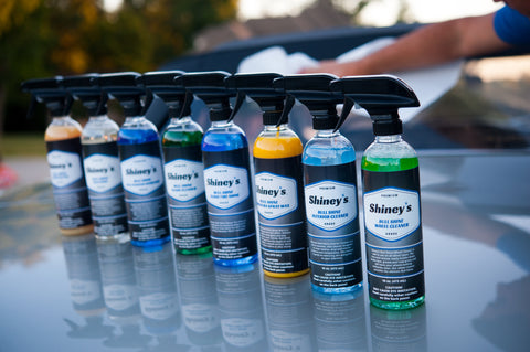 Professional Car Detailing Supplies >> Shiney S Detail Premium Auto Detailing Products