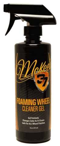 McKee's 37 Foaming Wheel Cleaner Gel