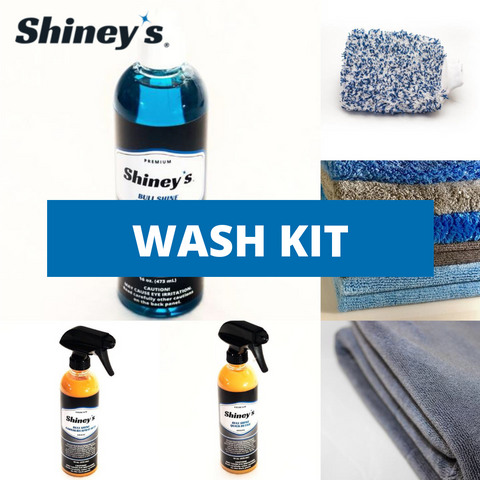 Shiney's Wash Kit