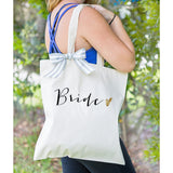 shower gifts, bridal party gift ideas, bags for bridal party