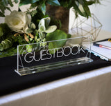 Cards & Guestbook Signs SET