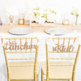Chair Signs Sign for Nautical Wedding