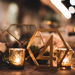 Geometric Table Numbers