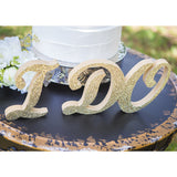 I Do Sign for Wedding Table Decor