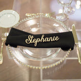 Place Card Name Cutouts