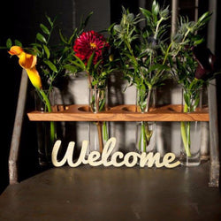 """Welcome"" Sign - Wedding and Gifts"