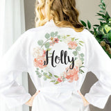 Wedding Robes for Bride & Bridesmaids