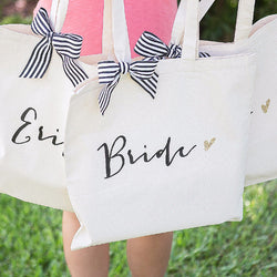 Glam Bride Wedding Tote Bag - Wedding and Gifts