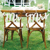 southern wedding chair signs rustic vintage wedding