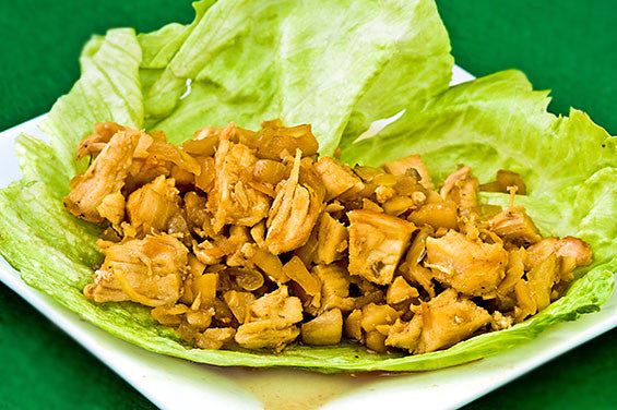 Chicken and Lettuce Diet