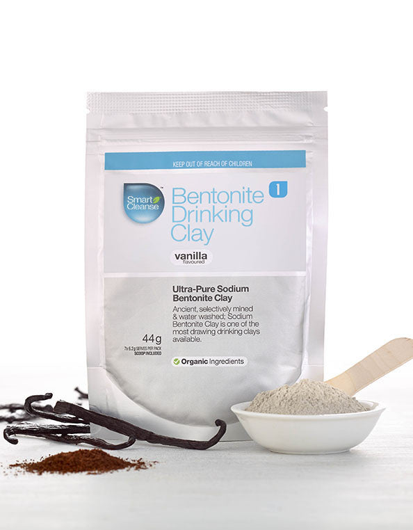 Smart Cleanse - Bentonite Drinking Clay