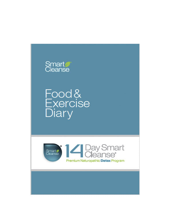 Smart Cleanse Food & Exercise Diary