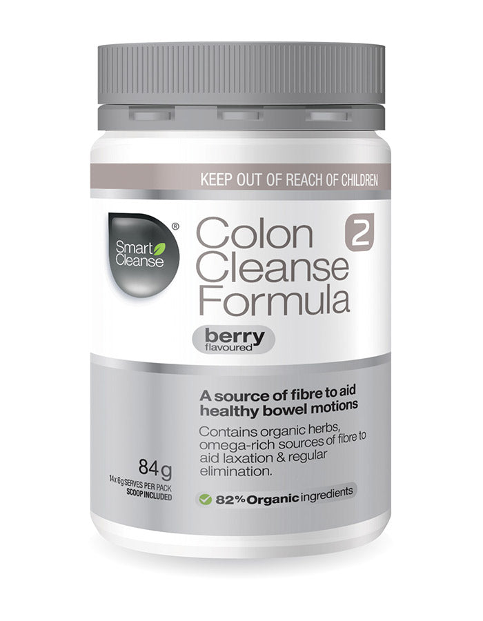 Smart Cleanse - Colon Cleanse Formula