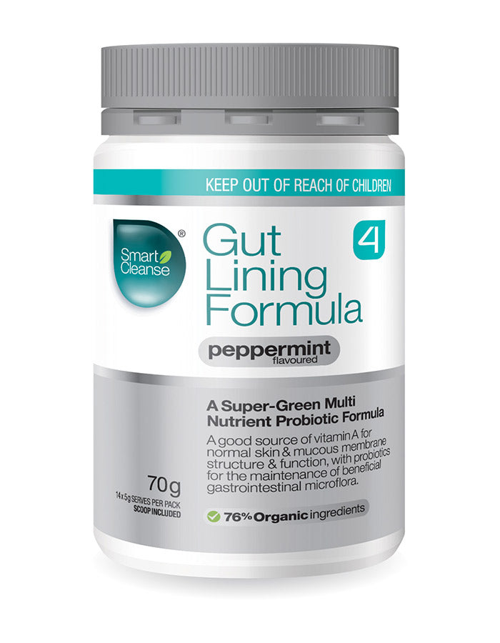 Smart Cleanse - Gut Lining Formula
