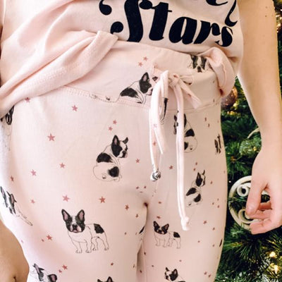Frenchie Star Pant