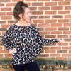 FFF-Cool Kitten Leopard Top