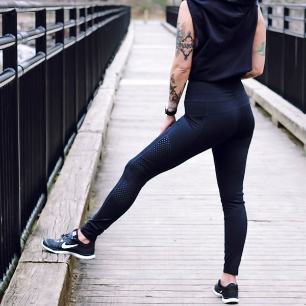 Own the Track High Waist Legging