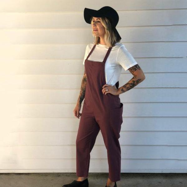 The Arlo Overall Jumper
