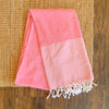 Italian Summer Beach Towel - Pink
