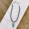 Bette Turquoise Necklace