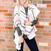Sweet Escape Striped Scarf