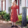 Sienna Sunset Dress