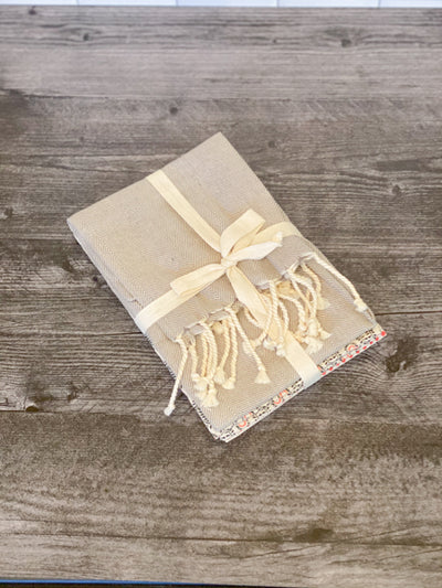 Currant Tea Towels Set Of 3