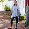 Weekend Getaway Gray Tunic