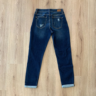 JB Tapered Slim Fit Jeans