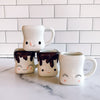 Marshmallow Mini Mugs-Styles vary