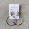Jumping Through Hoops Earrings