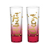Celebrate! Set of 2 Shot Glasses