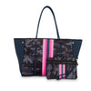 Greyson Tote -  Epic - Pink and Navy