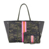 Greyson Tote -  Showoff - Pink and Green