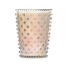 Hobnail Candle 16 oz - Quartz #38