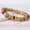 Safari Collection - Sand Stripes - Stretch Bracelet