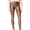 SPANX Faux Leather Legging - BRONZE