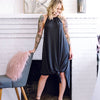 Truly Madly Deeply Dress-BLACK