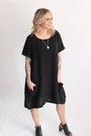 Always Ready Linen Dress
