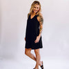 City Tank Dress Black